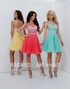 8a6b0ab9fe6 You can share these graduation dresses for 8th grade girls on Facebook