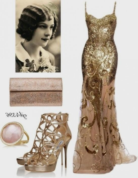 The Great Gatsby Themed Prom Dresses Images