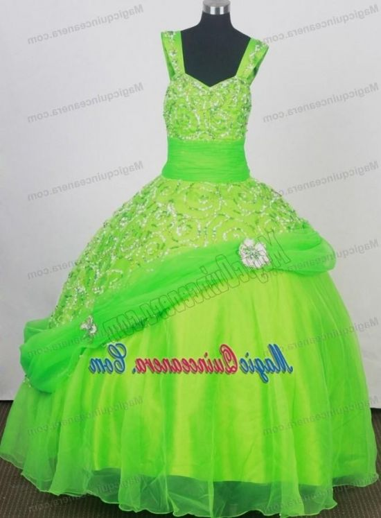 Green Dress For Kids Looks B2b Fashion