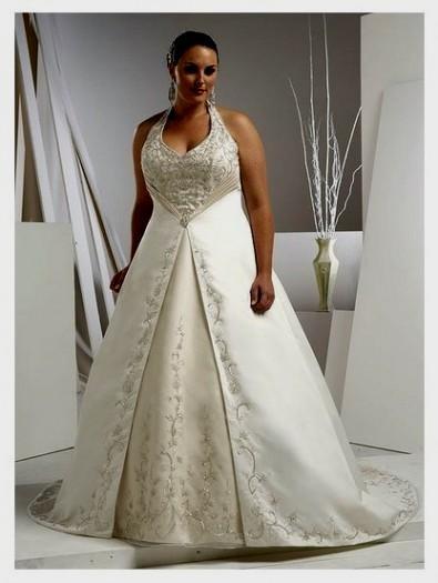 Plus Size Halter Wedding Dresses – Fashion dresses