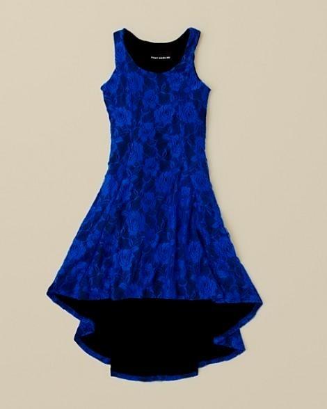 high low dresses for girls 7-16 2016-2017 » B2B Fashion