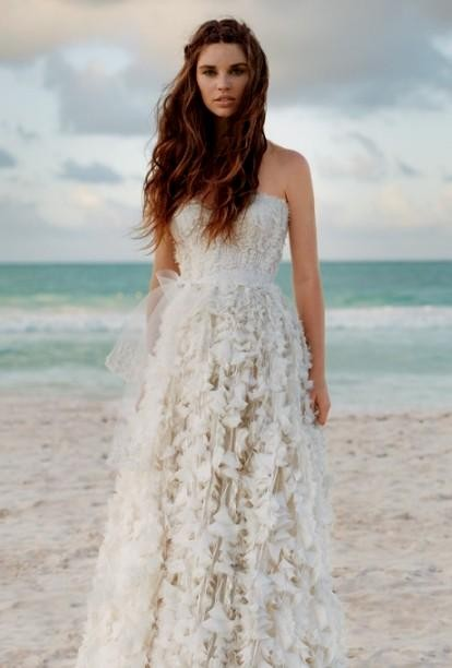 You Can Share These Hippie Beach Wedding Dress On Facebook Stumble Upon My Space Linked In Google Plus Twitter And All Social Networking Sites