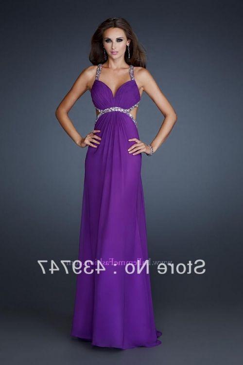 homecoming dresses purple with straps 20162017 b2b fashion