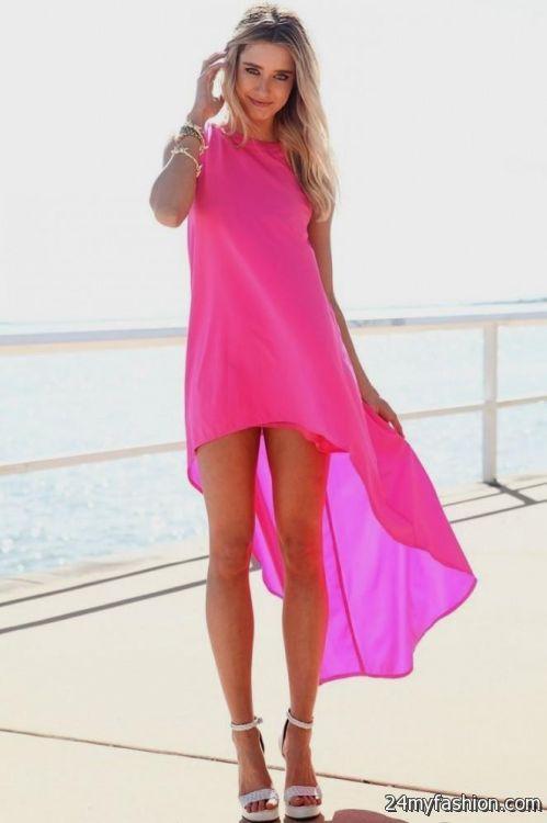 Pink Summer Dresses
