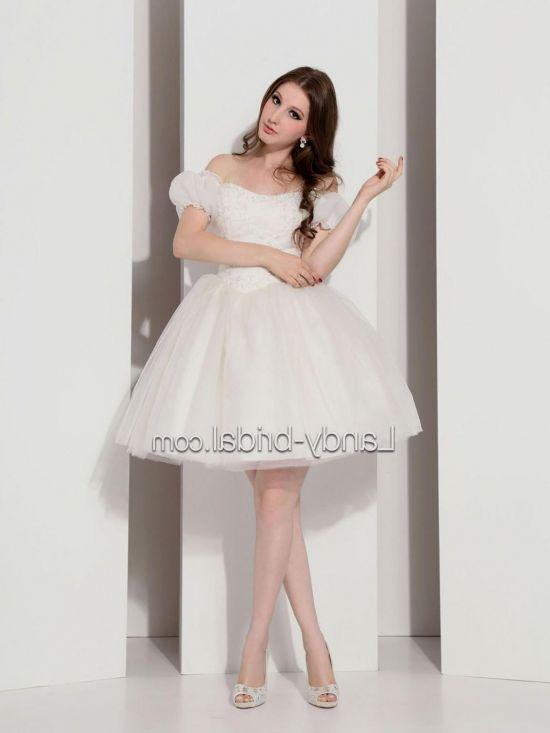 knee length white formal dresses 2016-2017 » B2B Fashion