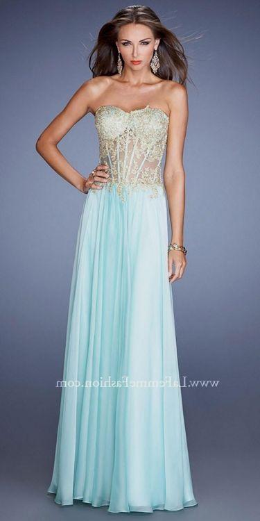 Corset Prom Dresses Long - Ocodea.com