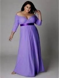 lavender bridesmaid dresses plus size looks | B2B Fashion
