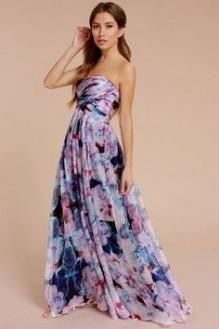 lavender floral maxi dress 2016-2017 » B2B Fashion