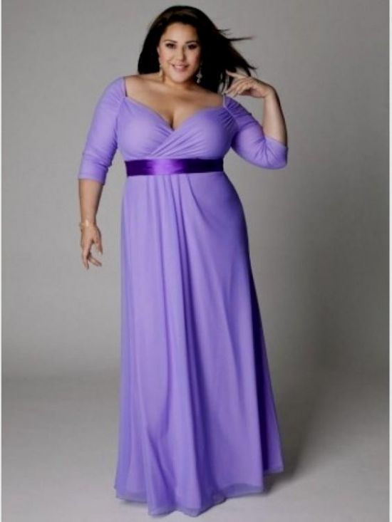 Lavender Wedding Dress Plus Size 2016 2017