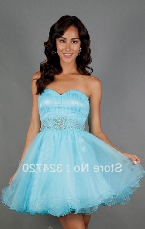 light blue strapless prom dresses 20162017 b2b fashion