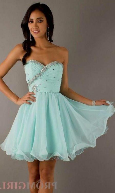 light blue strapless prom dresses 2016-2017 | B2B Fashion