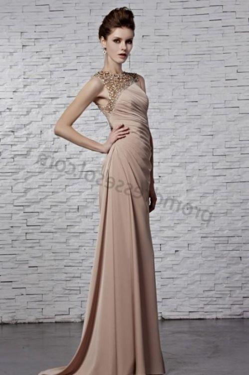 light brown prom dress 2016-2017 » B2B Fashion
