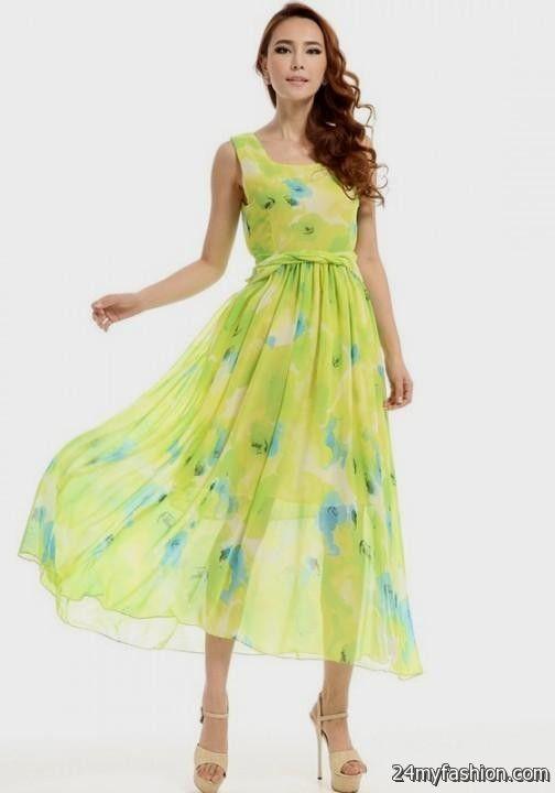 light green sundress 2016-2017 » B2B Fashion