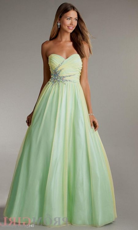 light green wedding dress 2016 2017 b2b fashion