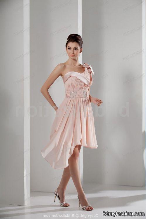 light pink cocktail dresses 2016-2017 | B2B Fashion