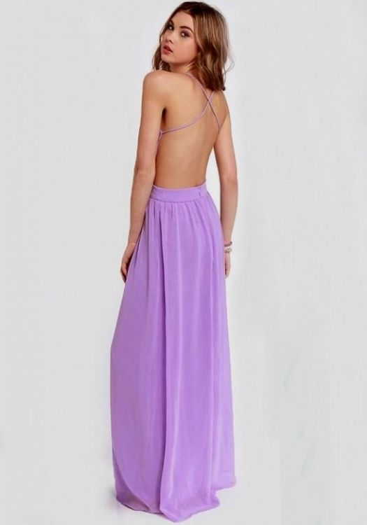 light purple summer dress 2016-2017 » B2B Fashion