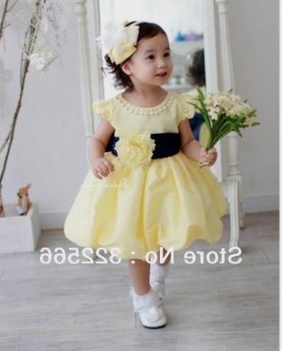 Light yellow flower girl dresses 2016 2017 b2b fashion light yellow flower girl dresses 2016 2017 mightylinksfo