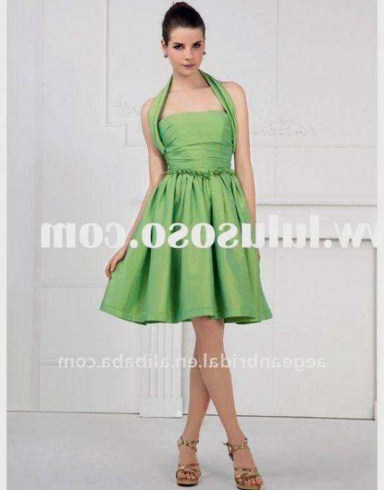 lime green and purple bridesmaid dresses 2016-2017 | B2B Fashion