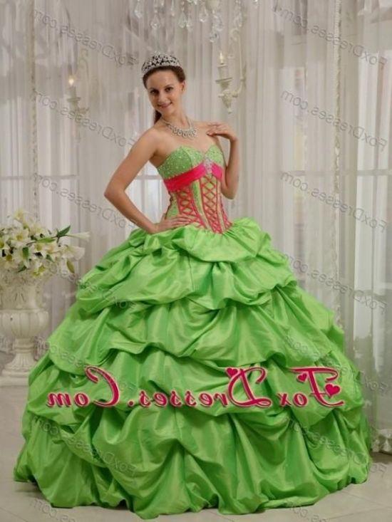 lime green quinceanera dresses 2016-2017 | B2B Fashion