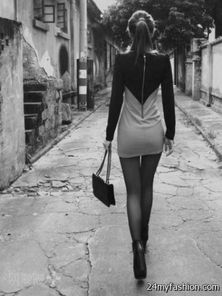 Little Black Dresses Tumblr Looks B2b Fashion