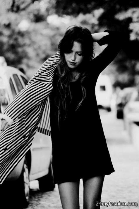 Blackfashion Blog Facebook Puksies Wardrobe Tumblr: Little Black Dresses Tumblr Looks