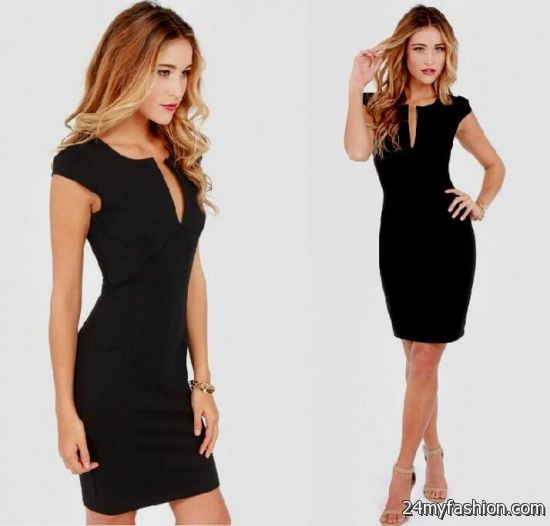 1ea12ef76f1 You can share these little black party dresses for women on Facebook