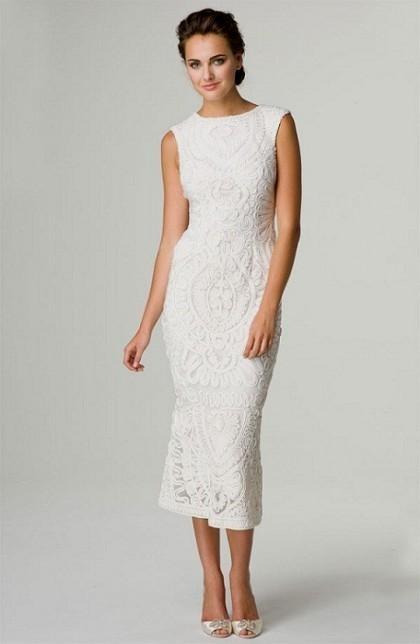 Little White Wedding Dress 2016 2017 B2B Fashion