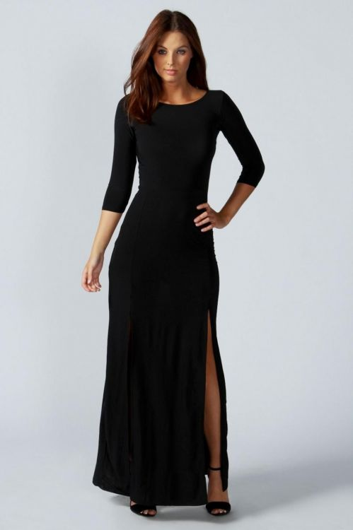 007ef3a2722 Take it to the max in new midi dresses and maxi dresses! From sheer maxi  dresses to rib knit midi dresses and more, we've got you covered.