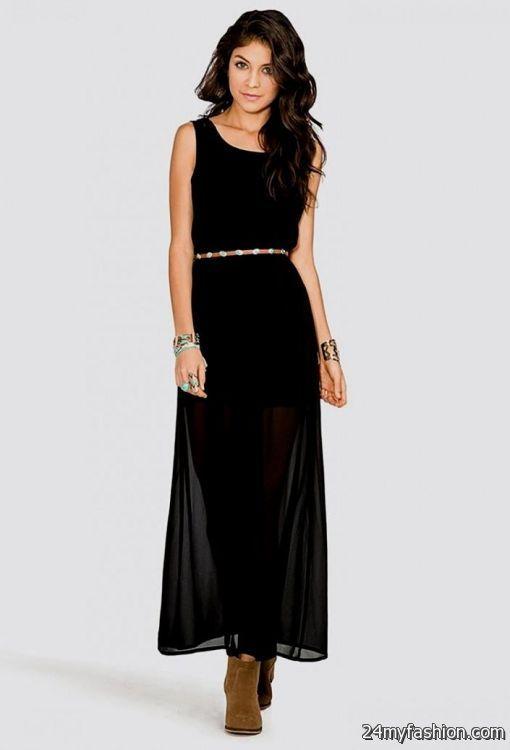 long sleeve black mini dress forever 21 2016-2017 | B2B ...