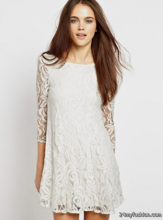 5c8063fce33f2 Lace Dress Long Sleeve Forever 21 - Photo Dress Wallpaper HD AOrg