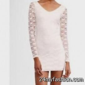 The Latest Short Sleeve Mini Dresses On World S Largest Fashion Site You Can Share These Long White Lace Dress Forever 21