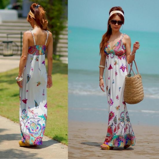 long summer beach dresses 2016-2017 » B2B Fashion