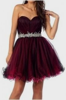 Maroon Homecoming dresses 2016-2017 » B2B Fashion