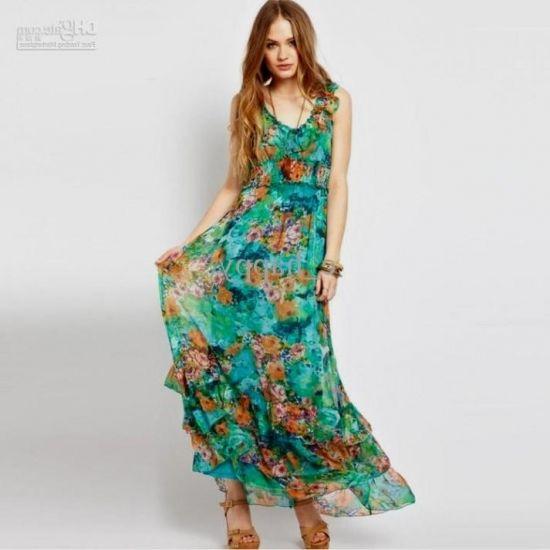 Maxi Beach Dresses