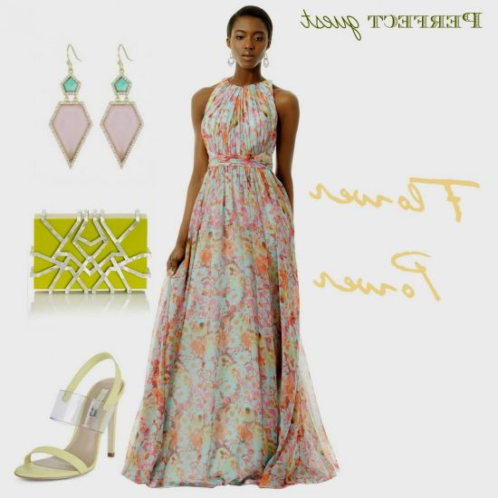 Maxi dresses for weddings 2016 2017 b2b fashion for Maxi dresses for wedding party