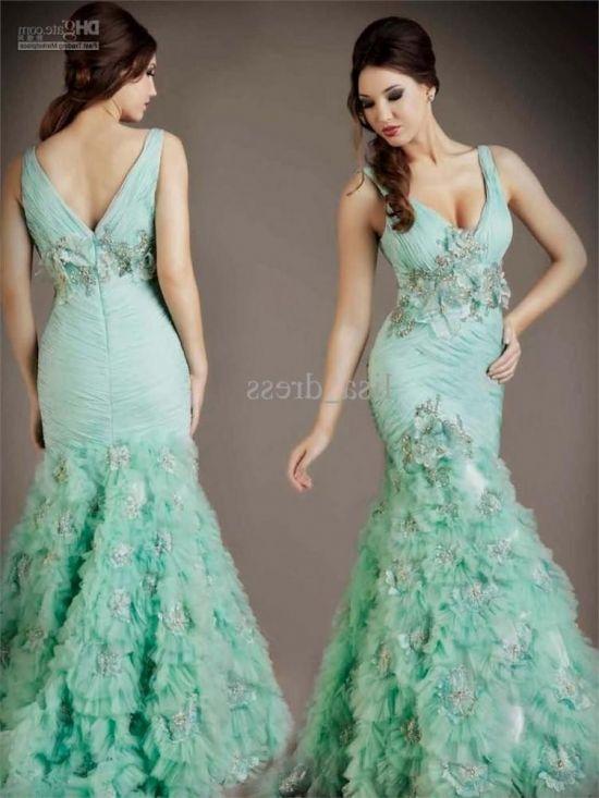 mint green dress for wedding 2016-2017 | B2B Fashion