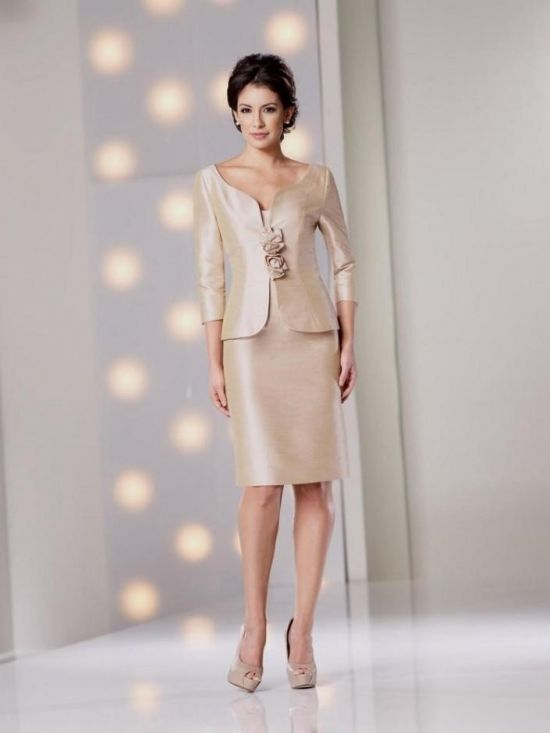 Mother Of The Bride Dresses With Jackets 2017 - Junoir Bridesmaid ...