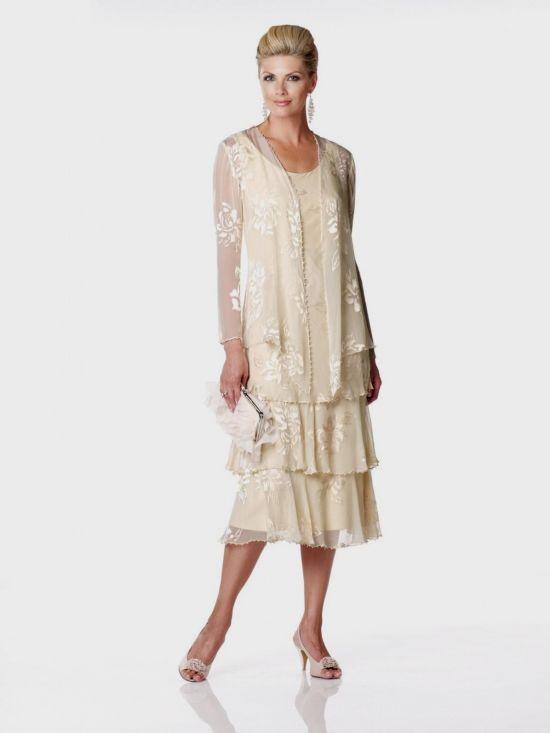 Long Sleeve Wrap Dress