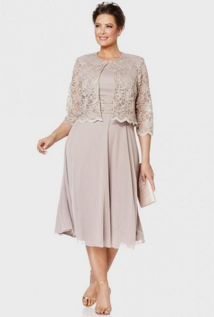 Mother Of The Bride Dresses Tea Length Plus Size 2016 2017