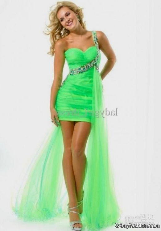 neon dresses for sweet 16 2016-2017 » B2B Fashion