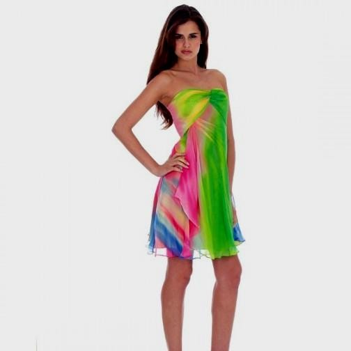 Images of Neon Party Dress - Reikian