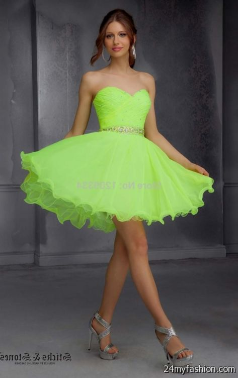 Neon Party Dresses - Gommap Blog