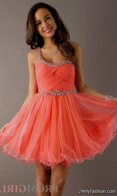Neon Party Dresses for Juniors