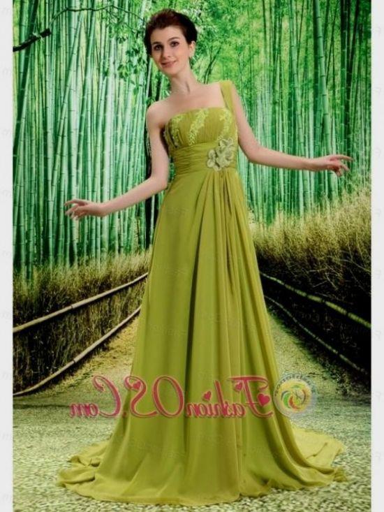 Olive Green Prom Dresses Looks B2b Fashion