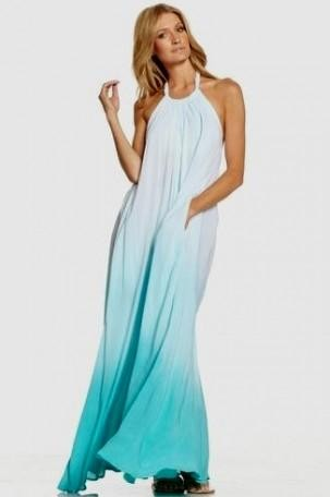 ombre maxi dress 2016-2017   B2B Fashion