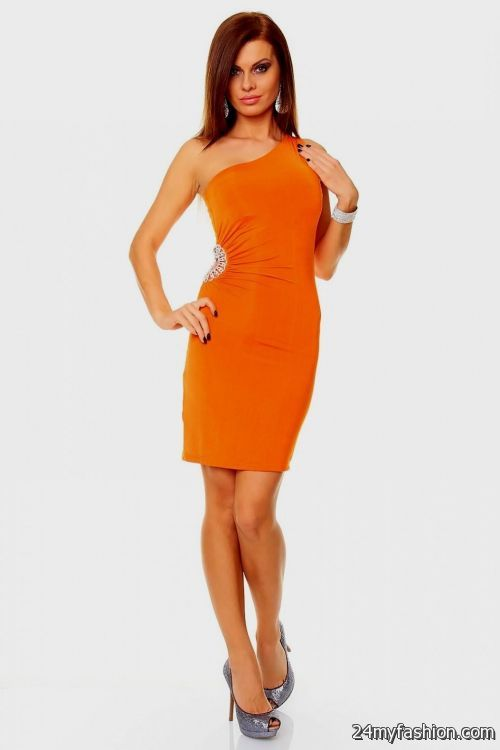 orange club dress 2016-2017 » B2B Fashion