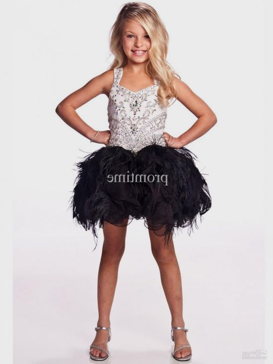 party dresses for girls age 11 looks