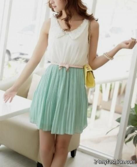 Pastel Casual Dresses