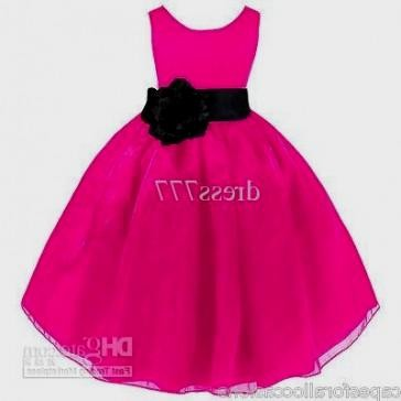 pink and black dresses for girls 2016-2017 » B2B Fashion