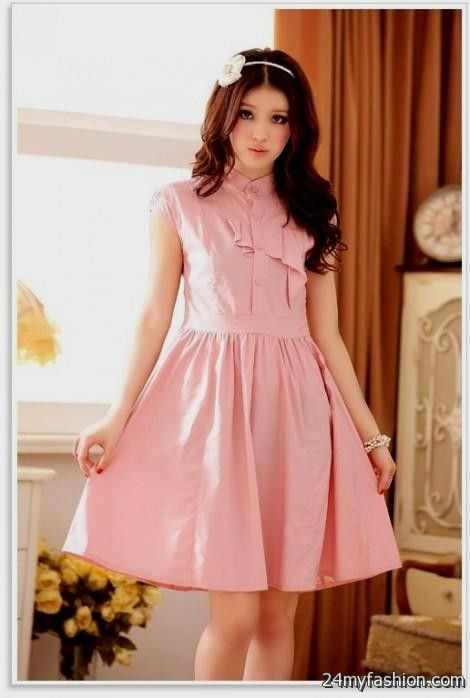 pink casual dresses � dresses for woman